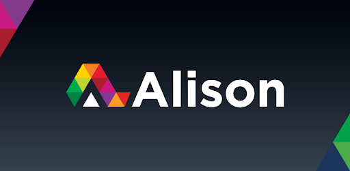 Alison.com is an online learning website that offers free career-based e-learning course