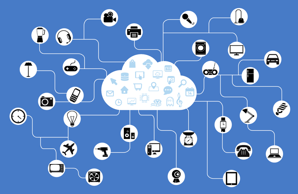 Internet of Things- Fourth Industrial Revolution