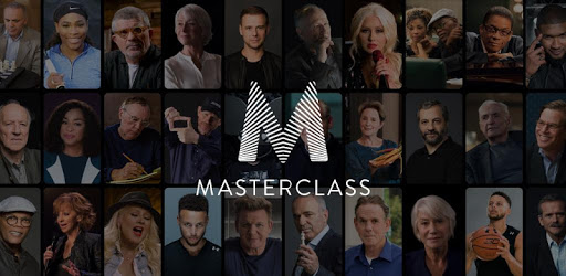Masterclass is an e-learning website that is appropriate for everyone