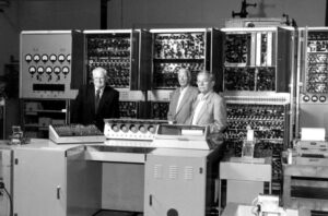 The first computers in human history