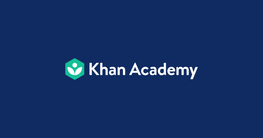 Khan Academy is the best e-learning website